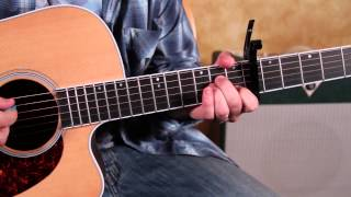 Taylor Swift - I knew You Were Trouble - Easy Acoustic Songs on Guitar - How to Play