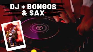DJ, Sax & Percussion