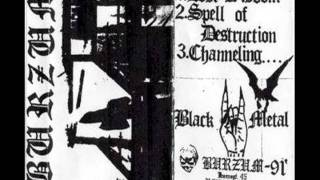 burzum   channeling the power of souls into a new god