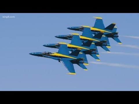 Watch Live: Blue Angels Practice