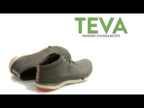 Teva Wander Chukka Boots (For Men)