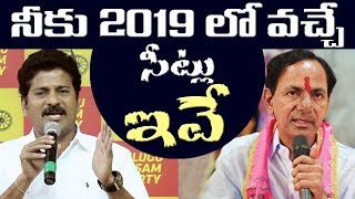 Revanth Reddy  sensational comments on KCR's Victory in 2019 elections|| 2day 2morrow