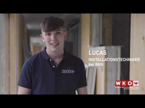 Firma BHG / Lehrberuf Installationstechniker