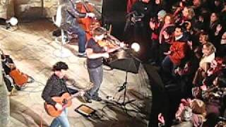 "Seth Lakeman at the Minack ""Race to be King"""