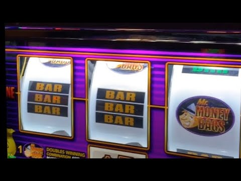 PART 1- Border Casino| VGT Slots| Mr. Money Bags, Lucky Ducky & Freedom Reels
