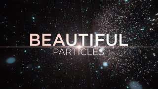 خلق جميل الجسيمات في After Effects - عنوان الرسوم المتحركة التعليمي
