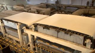 Gayatrishakti Paper & Boards Ltd. Machine Production Process