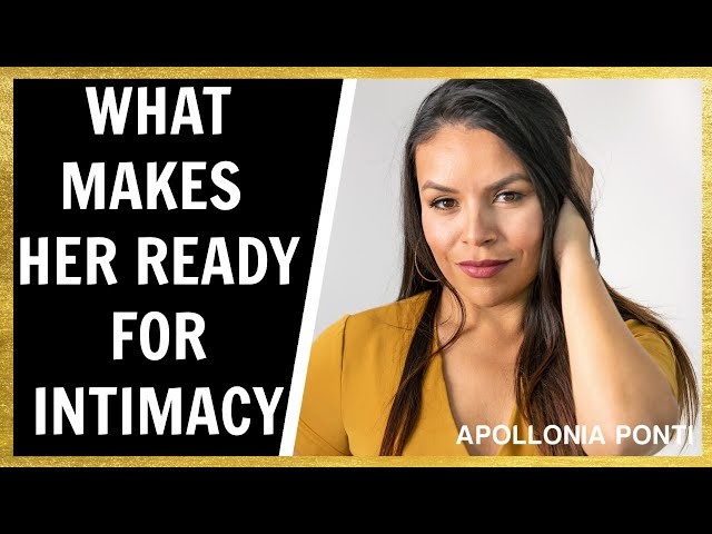 Why She Says I'm Not Ready Before Intimacy! (Every Man MUST Watch)