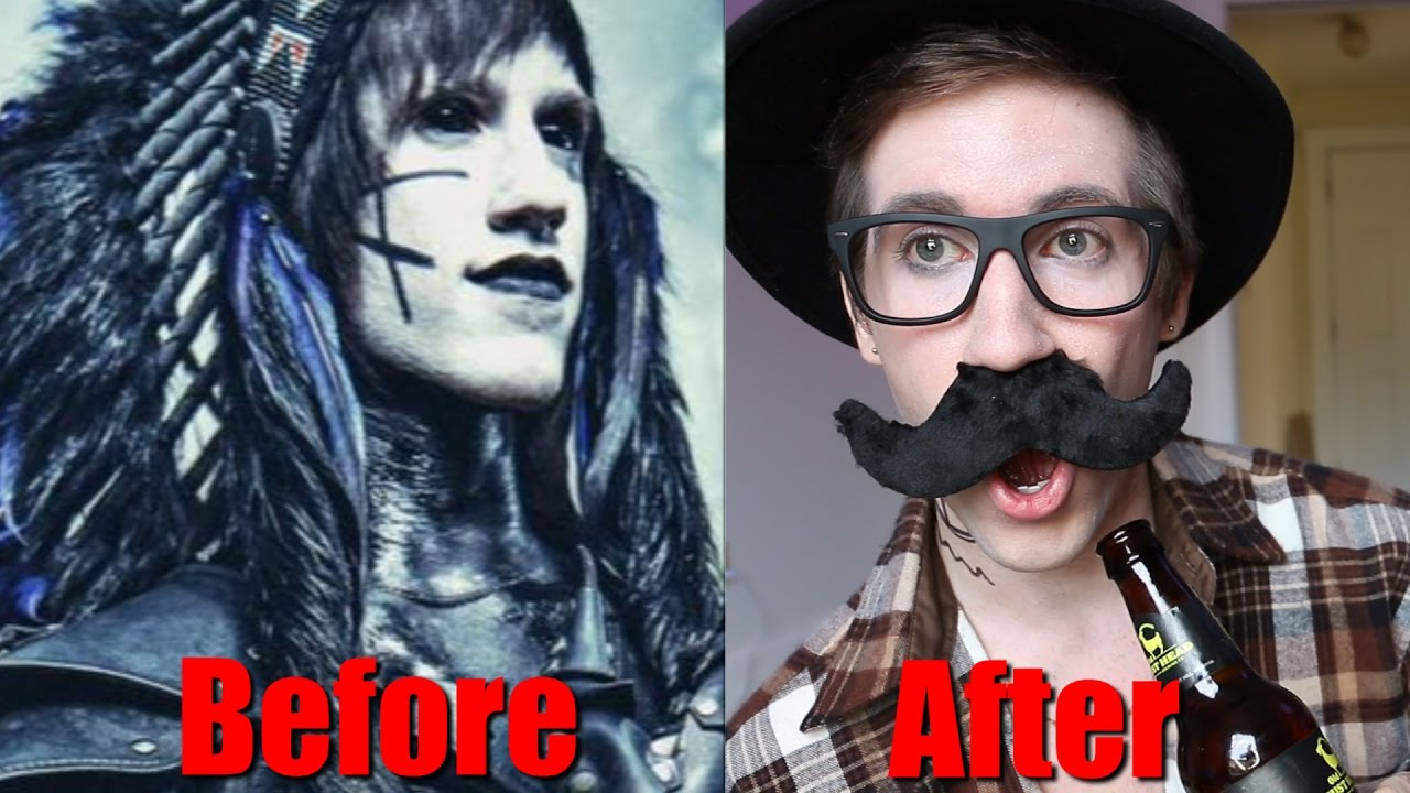 goth-to-hipster-transformation