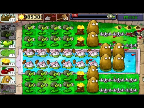 Plant's vs zombies Android Game ( No Root ) OFFLINE  #Smartphone #Android