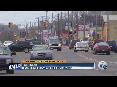 Driving down auto insurance rates