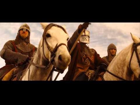 Arn The Knight Templar Fight Scene (HD)