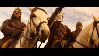 Arn The Knight Templar Fight Scene (HD)
