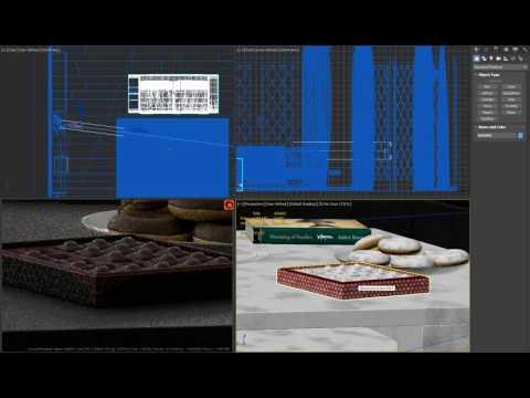 Corona Renderer Interactive 2D Pan Zoom
