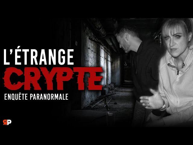 🎬 Enquête Paranormale : Cette crypte est incroyable !