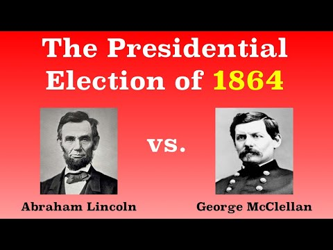 The American Presidential Election of 1864