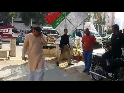 MQM Intelligent Worker Faisal Sabzwari ...