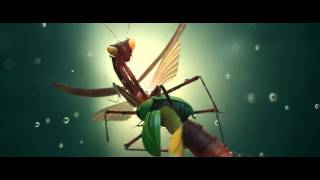 3ds Max Tutorial: Animate Insect Wings Final Video