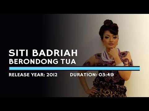 Siti Badriah - Brondong Tua (Lyric)