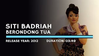 Download Mp3 Siti Badriah - Brondong Tua  Lyric