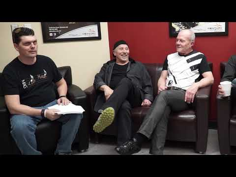 Interview with Harlequin