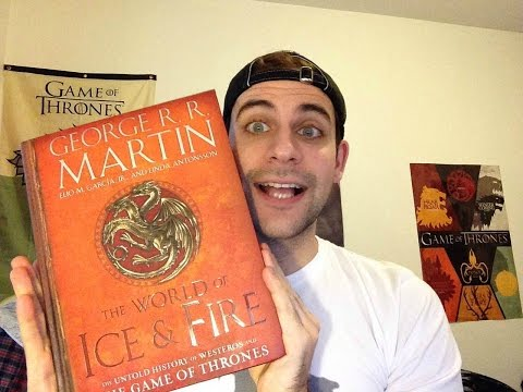 The World of Ice and Fire (Review)