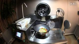 Kinco automation solution for cooking!!!