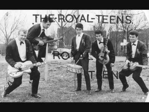 The Royal Teens- My Kind of Dream (Doo wop)