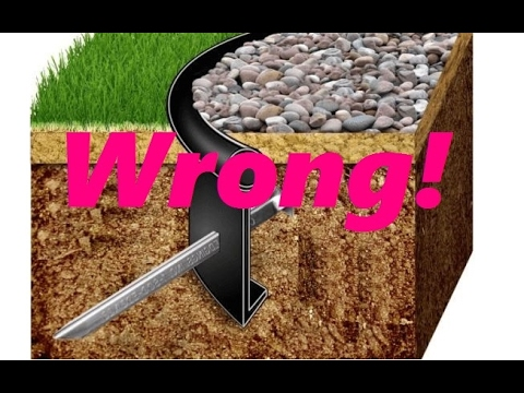 The Truth about Landscape Edging