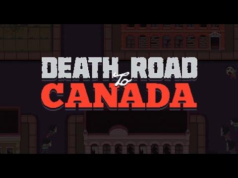 ESCAPE TO CANADA - Death Road the Canada w/ Bird - Part 1