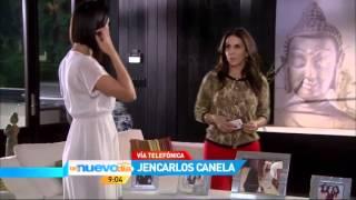JeanCarlos Canela lamenta la muerte de Monica Spear