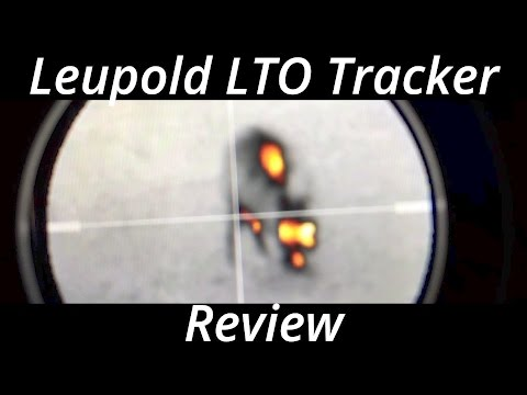 Leupold LTO Tracker   Review