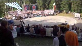 Gaudeamus  XVI. Программа Эстонии. Часть 1.