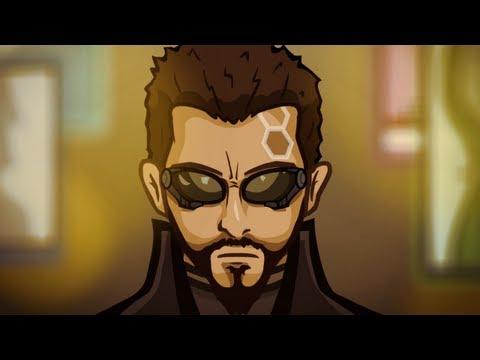 Disaugmentations Deus Ex Human Revolution Parody 2011