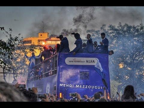 أغنية جميلة لفريق اتحاد طنجة بعنوان بطولة طنجوية 2018 Bilal El Aroudi