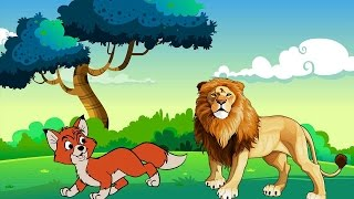 Panchatantra Tales - Mean Friends - Short Stories For Children - Animated Cartoons For Kids