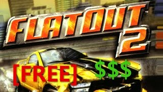 Flatout 2 Free Full Game only 520MB 100% Working !!!
