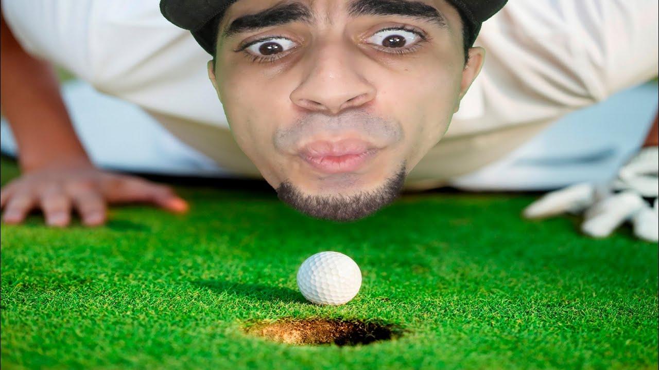 تحدي الغولف الاسطوري ضد عمار Golf with Friends !! ??♀️?
