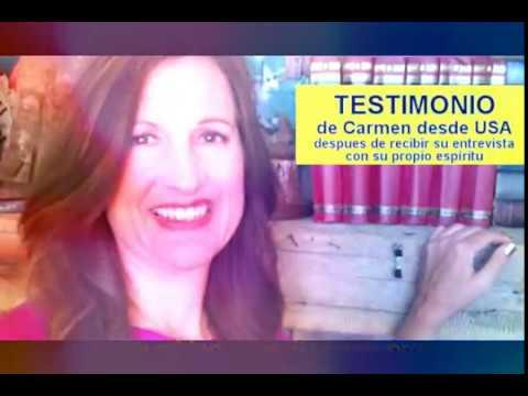 Testimonio de Carmen desde EEUU para El Mensajero Solitario