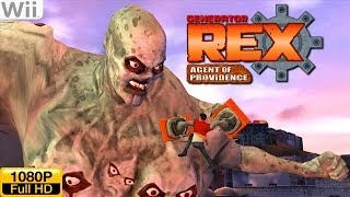 Generator Rex: Agent of Providence - Wii Gameplay 1080p (Dolphin GC/Wii Emulator)