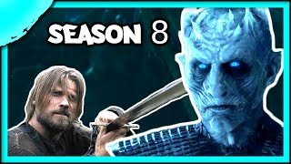 NIGHT KINGslayer Theory | BURN THEM ALL Theory | Game of Thrones Season 8 Theories