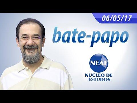 Bate Papo Semanal com o professor José Luiz de Morais 06 05 2017