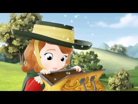 Sofia the First The Silent Knight S02E05