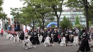 原宿表参道元氣祭Super Yosakoi 2014 2014年8月23日(土)撮影.