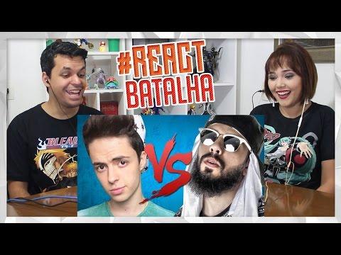 Download REACT Enaldinho VS. Mussoumano | Batalha de Youtubers (prod. Wzy) (Mussoumano)