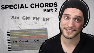 [Beats & Bobs #35] Special Chords part 2: Andalusian cadence, Sus4 and Sus2 chords - Music Theory 13