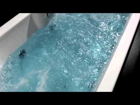 Dynamic 24 Jet Whirlpool Bath