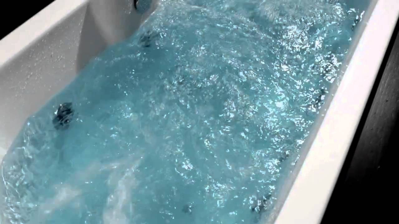 Dynamic 24 Jet Whirlpool Bath - YouTube
