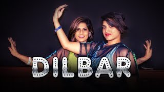 Dance Fitness | Dilbar | Choreography By Vijaya Tupurani | Feat Shubhada Nishtala