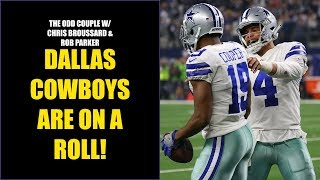 Chris Broussard & Rob Parker: Dallas Cowboys Are on a Roll!